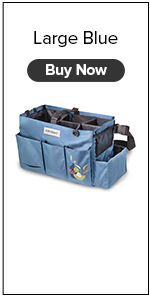 Cleaning Caddy Large Blue