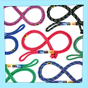 12 Colors of Jump Ropes!