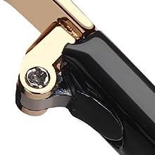 Durable Metal Hinge Design