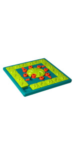 Nina Ottosson Outward Hound Dog Smart Plastic Interactive Puzzle Toy for Dogs Game
