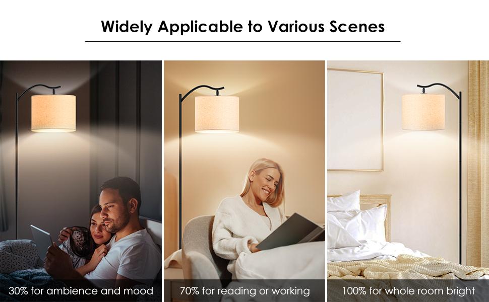 Floor Lamp for Bedrooms