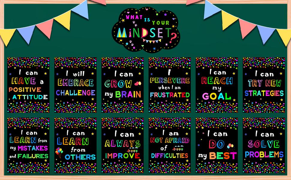 growth mindset classroom