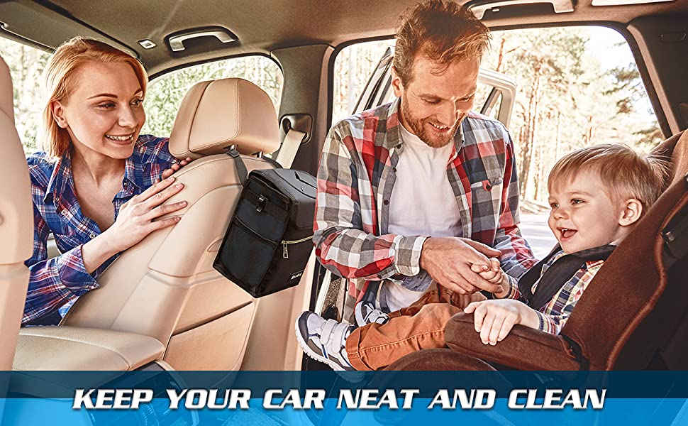 KEEP YOUR CAR NEAT AND CLEAN