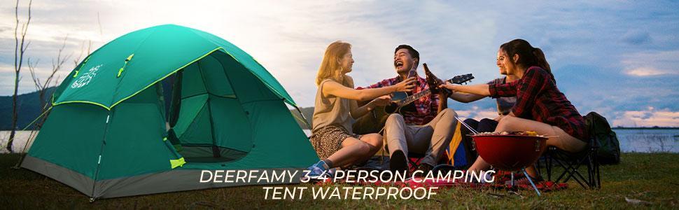 DEERFAMY family tent