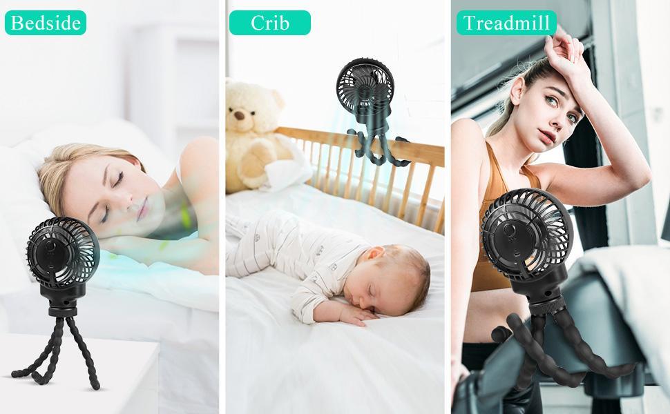 Bedside/Crib/Treadmill