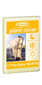 plant cover 32x47in
