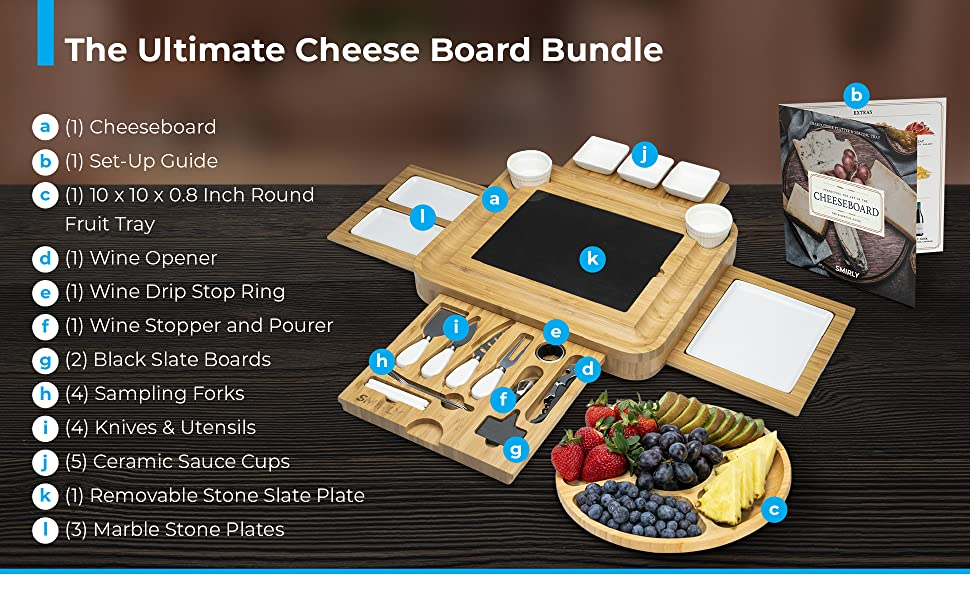 The Ultimate Cheese Board Bundle