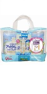 アイクレオ フォローアップミルク2缶セット