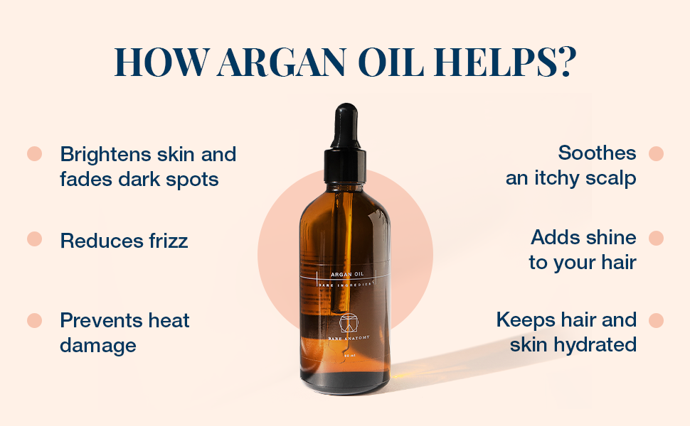 How Argan Oil Helps?
