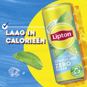 Laag in calorieën 100% Rainforest Alliance gecertificeerde thee
