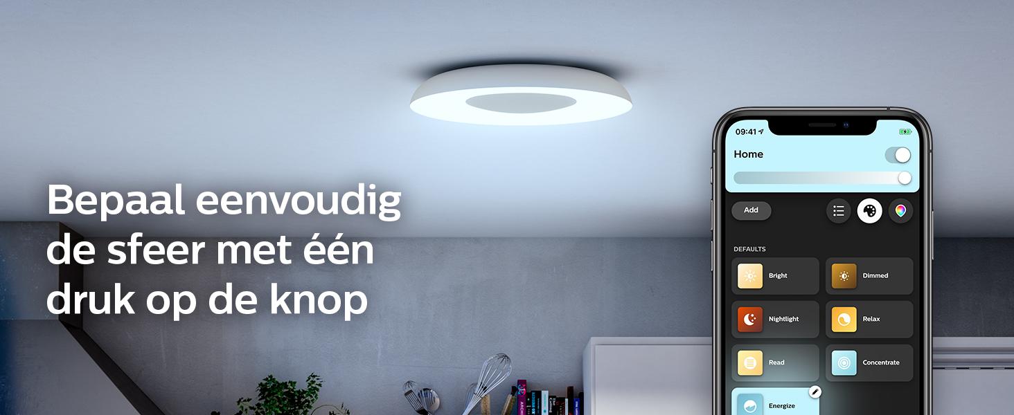 Philips Hue Still plafondlamp kopen