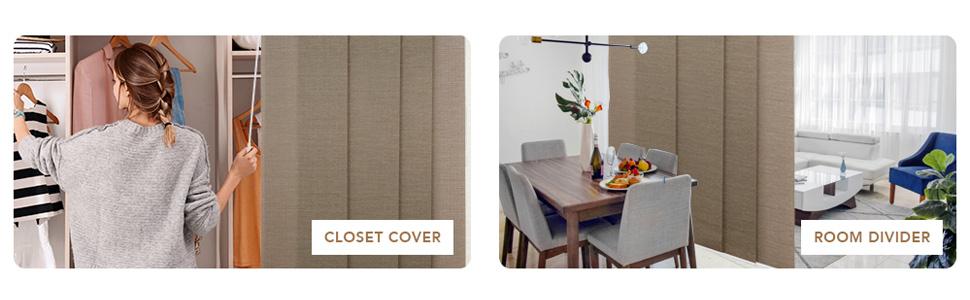 room divider, vertical blinds , door blinds , blinds for sliding glass doors , temporary wall