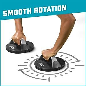 Smooth Rotation