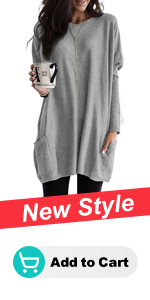 Tunic Tops with Pockets