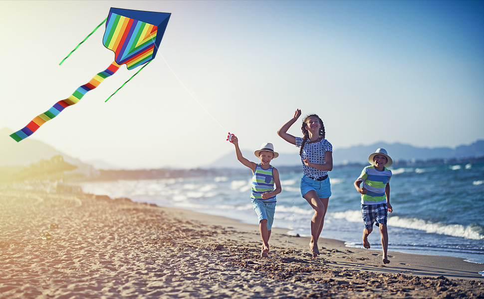 kids kite easy to fly