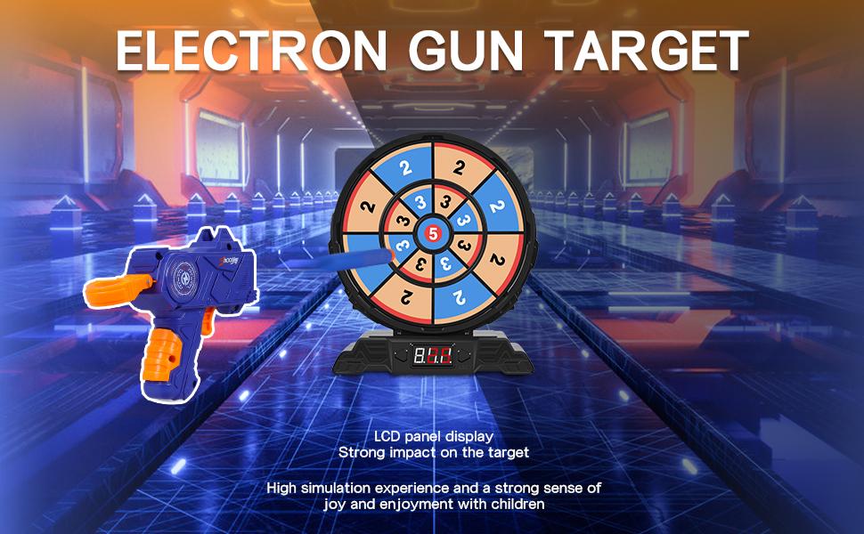Electric Scoring Target