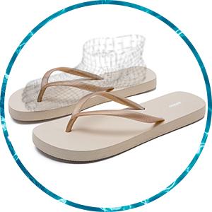 flip flops womens