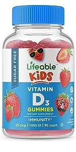 Vitamin D Kids SF