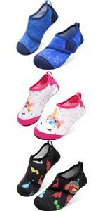 kids water shoes toddler boys girls swim shoes aqua shoes