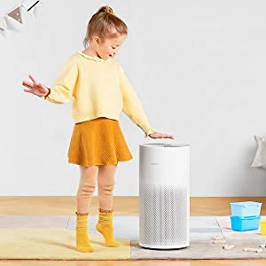 New Smartmi HEPA Air Purifiers for Home Large Rooms Gesture Control
