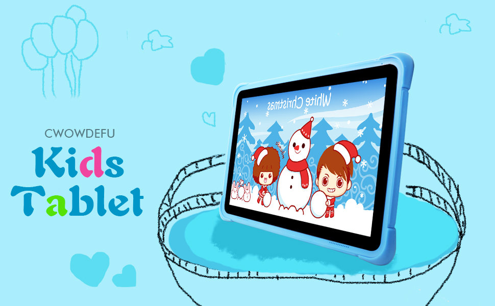 10 inch kids tablet
