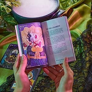 Disney Villains Tarot Deck and Guidebook