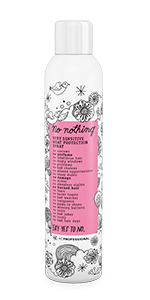 No Nothing Very Sensitive Heat Protection Spray