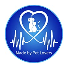 Made by Pet Lovers for Pet Lovers