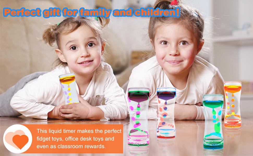 Fidget Liquid Motion Bubble Sensory Play Toy