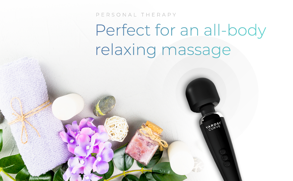 personal therapy perfect for an all-body relaxing massage