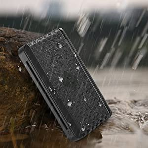 solar power charger waterproof
