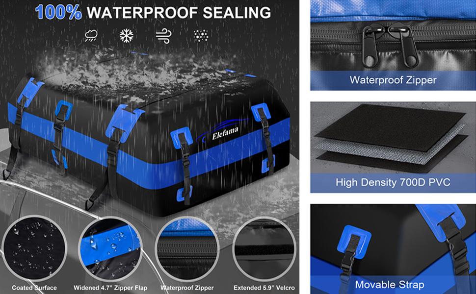 waterproof  SEALING