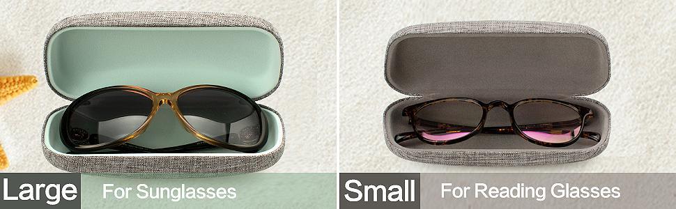 large small sunglasses case