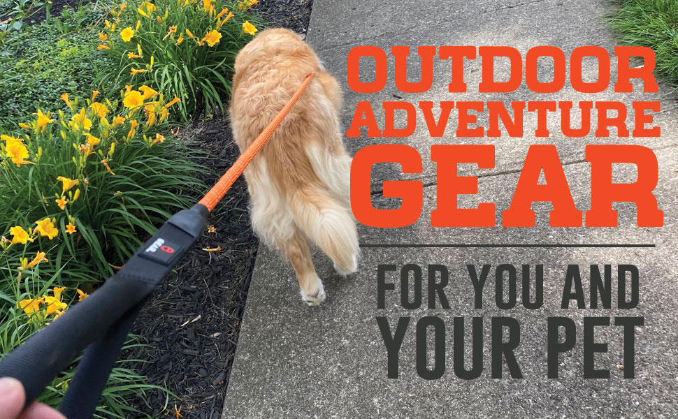 Outdoor Adventure Gear for Pets