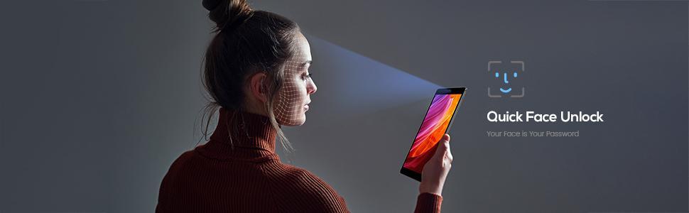 Quick Face Unlock by Vastking tablet