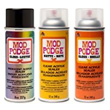 Spray Sealers