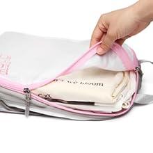 suitcase organizer bags set