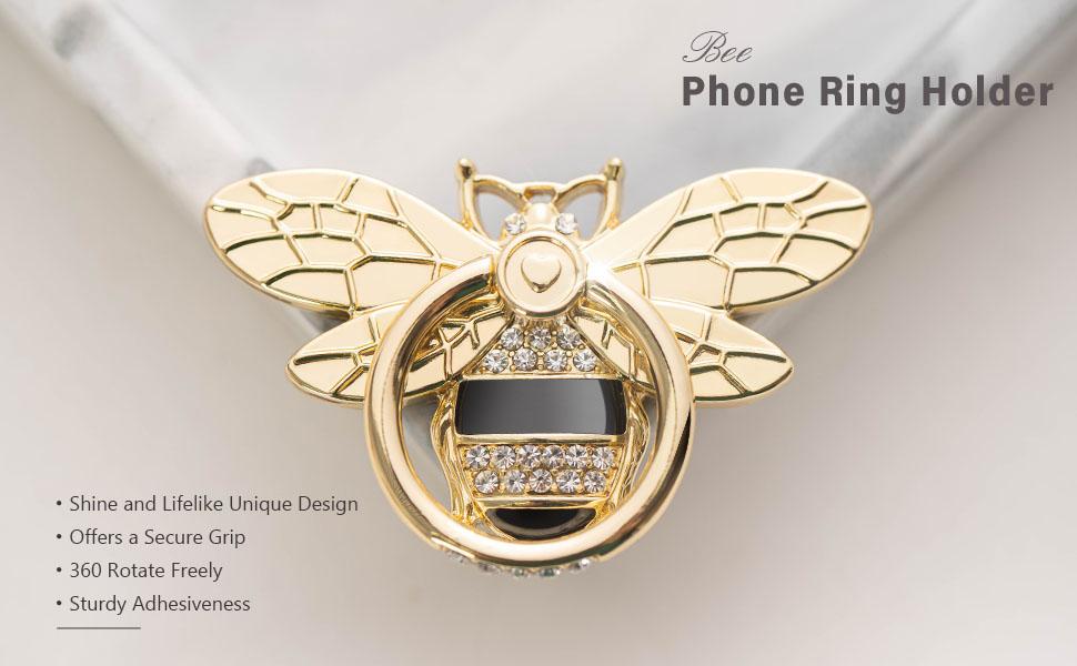 BEE PHONE RNG HOLDER