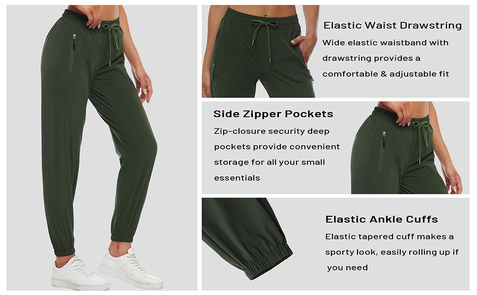 Hiking Pants Details