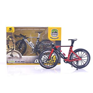 Toy Finger Bikes Mountain Bike Party Decorations Bicycle Ornament Bicycle Toy Miniature