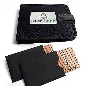 Safe Seed Copper Soft Case Stamp Kit