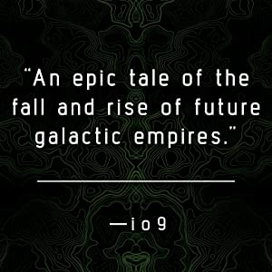 """i09 says, """"An epic tale of the fall and rise of future galactic empires."""";foundation;apple tv series"""