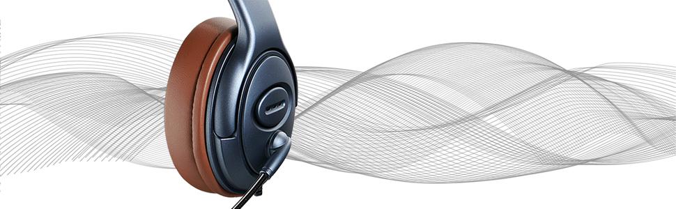 LL806BUC USB Headset speaker