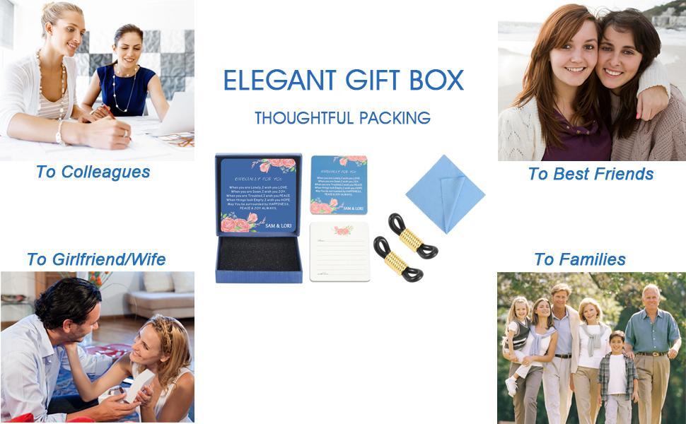 PRETTY GIFT BOX FOR SURPRISE