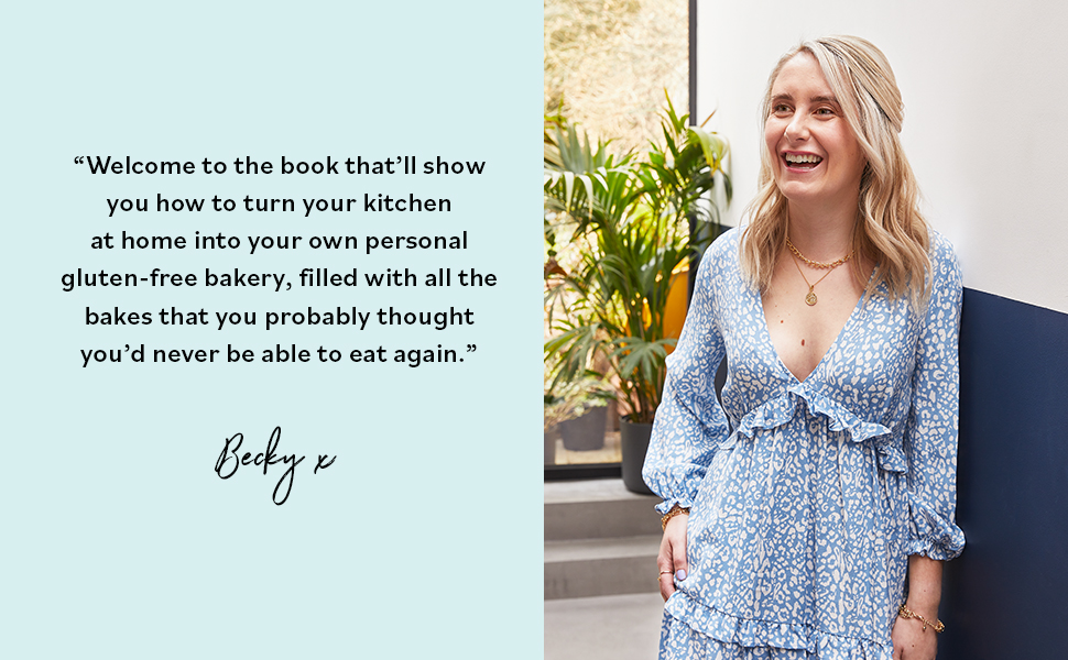 Welcome to the book that'll show you how to turn your kitchen into your own gluten-free bakery