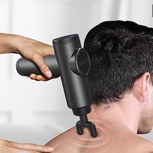 Massage the back