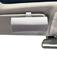 sunglass holder case car