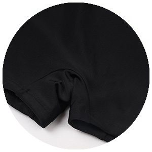 boyleg one piece swimsuit for womens