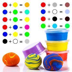 learn more about color mixing
