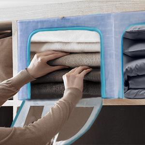 Foldable Storage Bins Boxes2